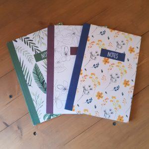 cuadernos nandina A5